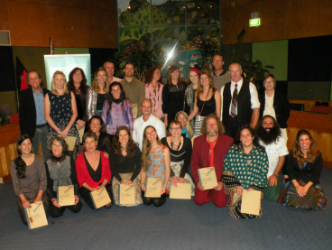 2014 Northern Rivers Rural Environmental Leaders Program Website image